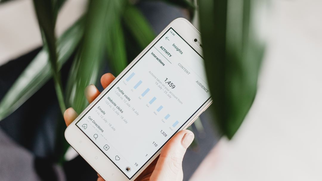 Iphone Analytics Dashboard