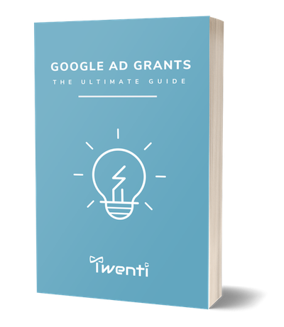 Ad Grants Ebook Cover