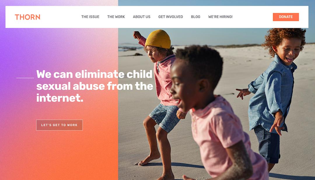 Thorn Website