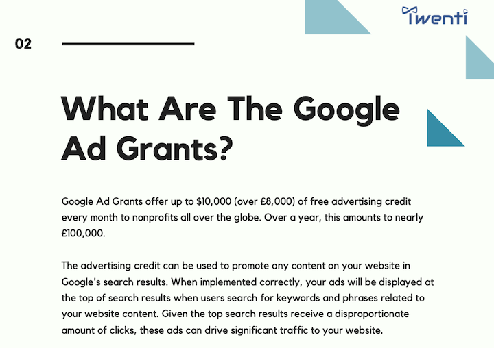 What Are The Ad Grants Trustee Guide