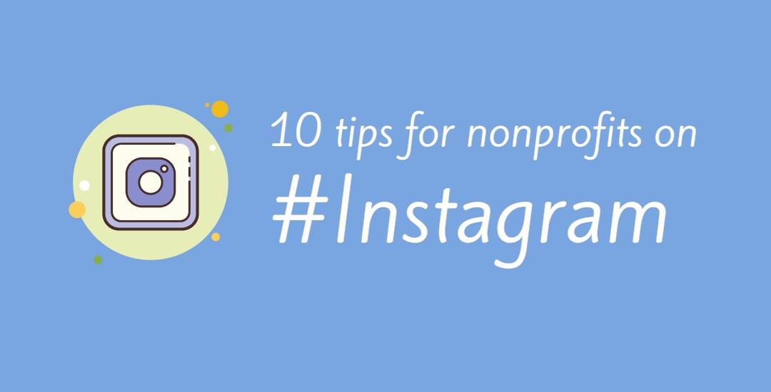 Banner Instagram tips