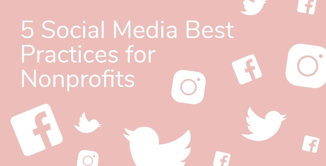 Social media article banner