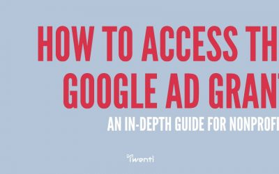 How to Access the Google Ad Grants: An Infographic