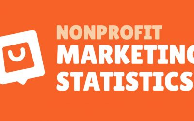 Key Digital Marketing Statistics for Nonprofits: An Infographic
