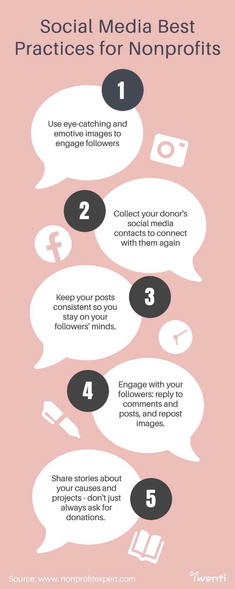 5 Social Media Tips