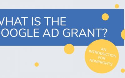 An Overview Of The Google Ad Grants: An Infographic