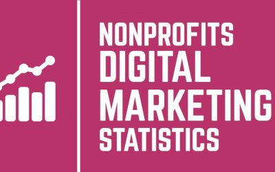 Need-to-Know Digital Marketing Statistics for Nonprofits: An Infographic