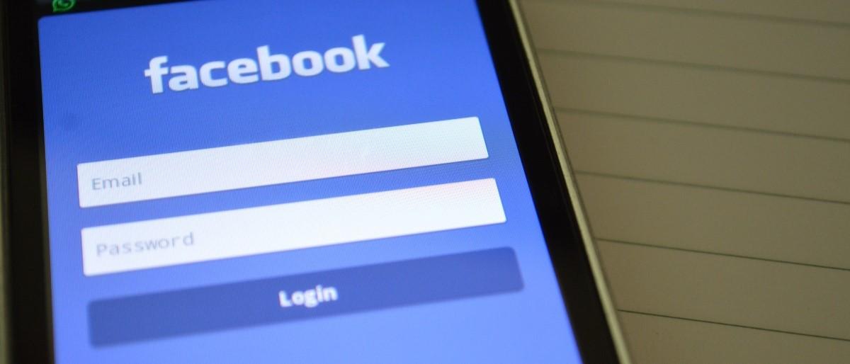 online presence on Facebook